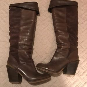 Women's Lucky Brand boots size 7 1/2
